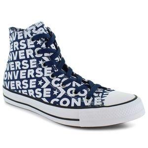 Converse Shoes - Unisex Converse Ctas High Top Navy White
